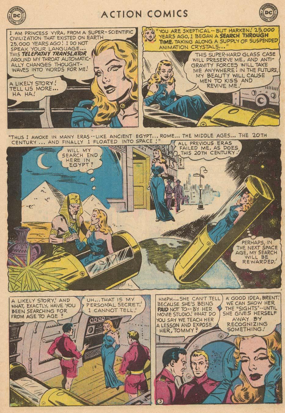 Action Comics (1938) 221 Page 28