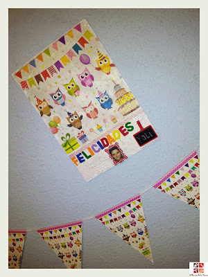 reto creativo cumpleaños