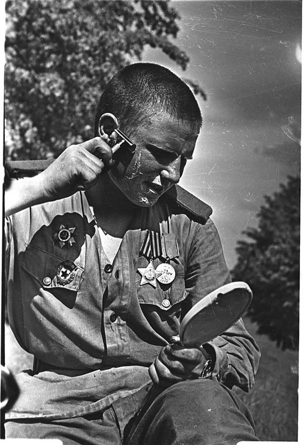 Life Of Soviet Soldiers In World War Ii Vintage Everyday