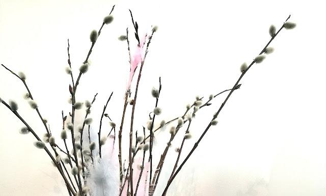 Saippuakuplia olohuoneessa- blogi. Pääsiäinen