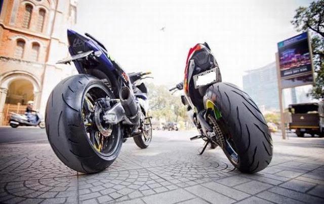 Có nên độ lốp xe kích thước lớn hơn so với tiêu chuẩn?