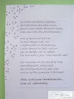 Zum 18 geburtstag ein gedicht