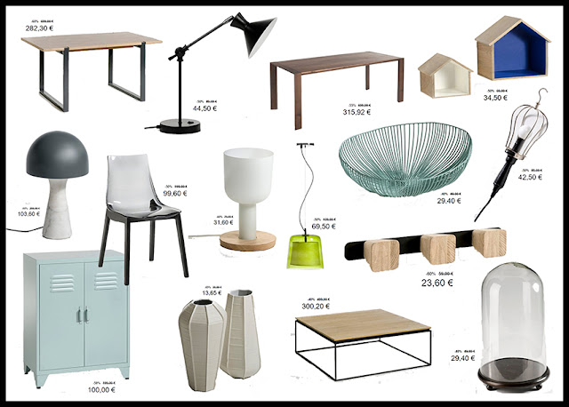 tables lampes soldes 2016