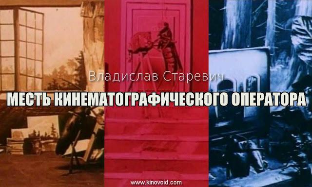 «Месть кинематографического оператора», Режиссёр Владислав Старевич