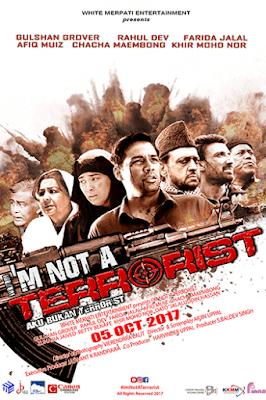 I Am Not A Terrorist