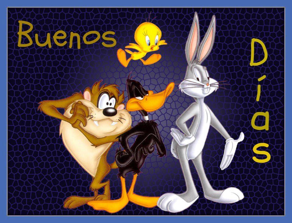 Bugs Bunny Buenos Días