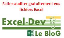 Audit gratuite fichier Excel