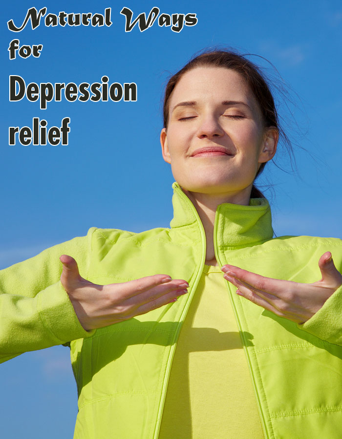 Natural Ways for Depression Relief