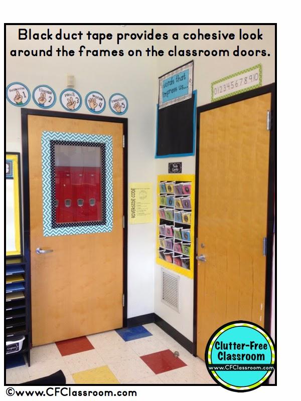 Classroom Door Design : Classroom door decor design photos set up