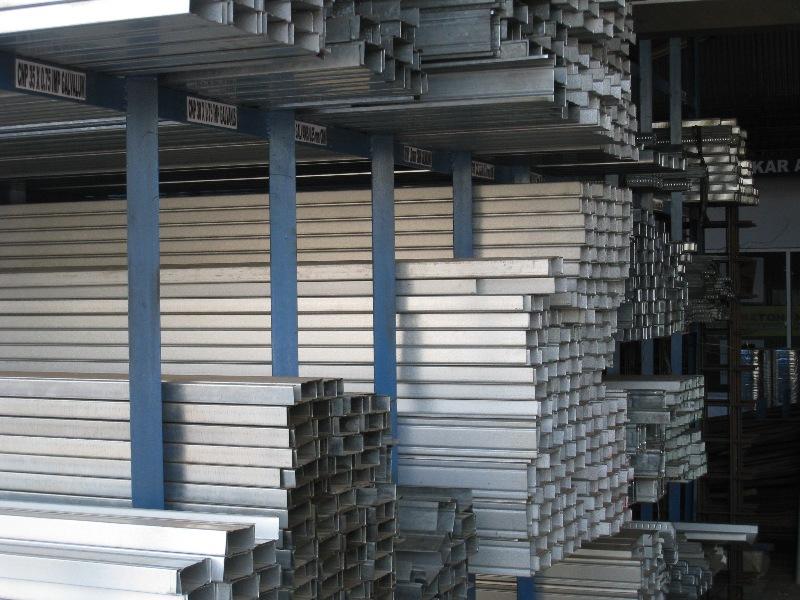 Harga Atap Baja Ringan Zinc Gypsum Board Semarang Rangka