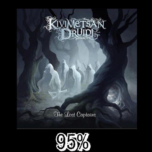 Reviews: Kivimetsän Druidi - The Lost Captain