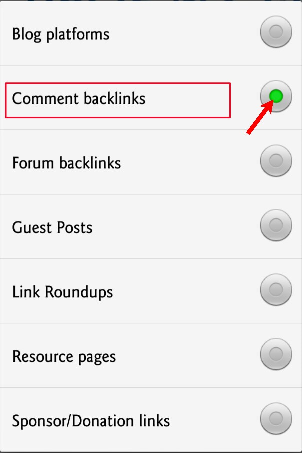 how to create backlinks for multi niche website