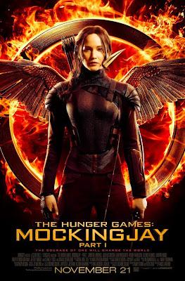 Hunger Games La Révolte affiche