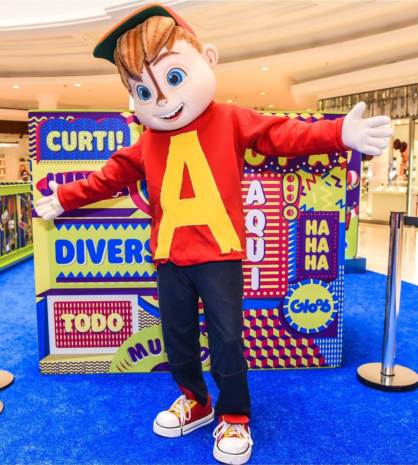 Até 24 de junho, mais uma opção de lazer para as crianças chega ao shopping  Iguatemi Alphaville, o Mundo Gloob. Este ano, o evento traz atividades  inéditas ... d6c1285771