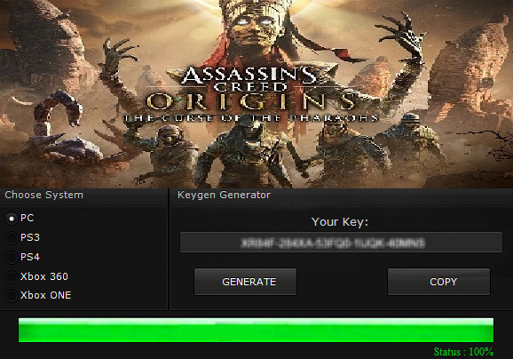 assassins creed origins gold edition activation key