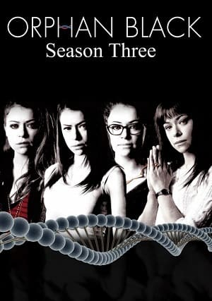 Orphan Black - 3ª Temporada Séries Torrent Download capa