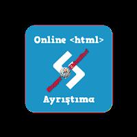 Online HTML Ayrıştırma