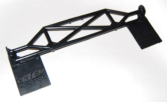 Team Associated SC10 rear bumper