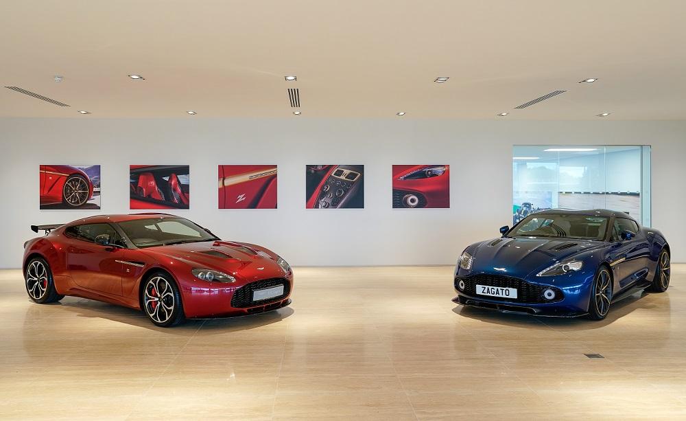 First Aston Martin dealership for partner Sytner