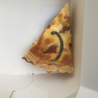 BBQ Chicken Quiche Georges Bakery Ely Food Festival 2017