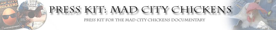 Press Kit: Mad City Chickens