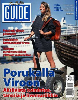 baltic guide syyskuu 2015, baltic guide, tallinna guide