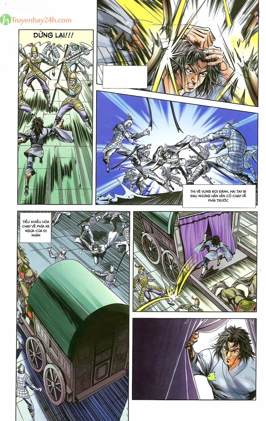Tần Vương Doanh Chính chapter 28 trang 29