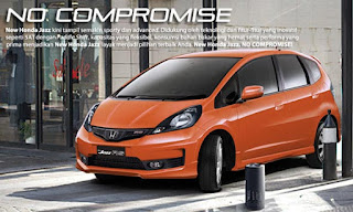 new honda jazz RS