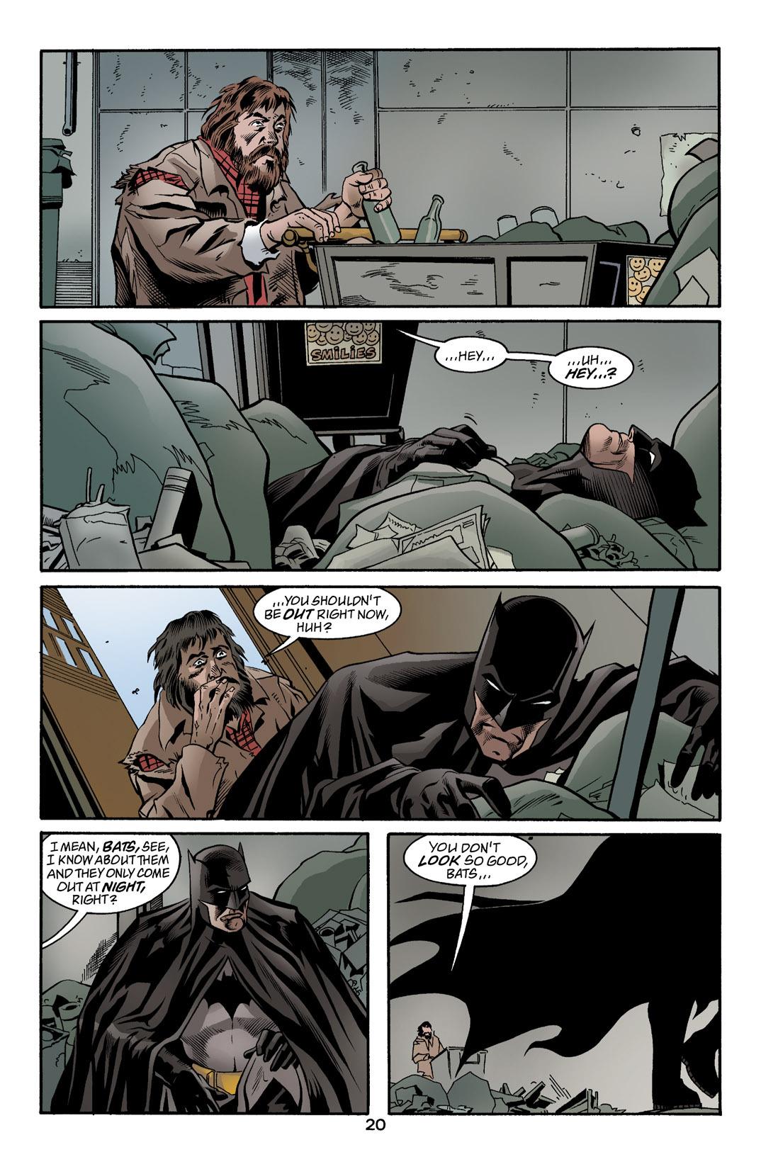 Detective Comics (1937) 771 Page 20