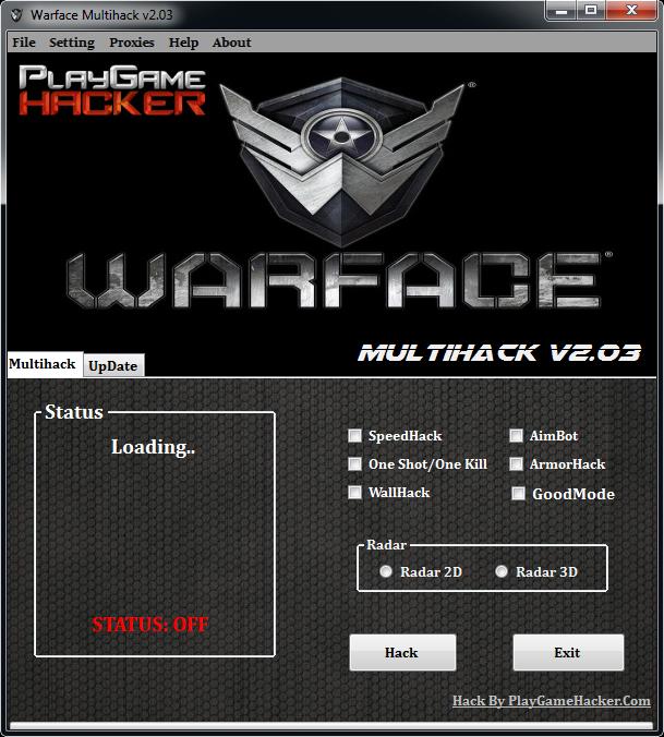 WARFACE HACKS, CHEATS & AIMBOT [No Survey] [No Password
