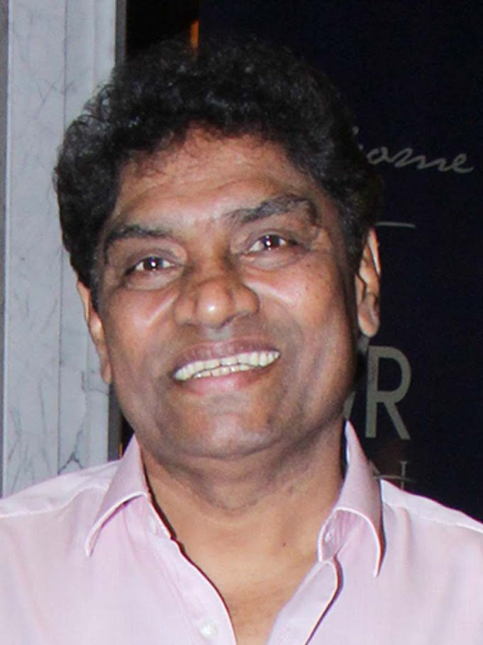 Age - Johnny Lever ? History of Johnny Lever.