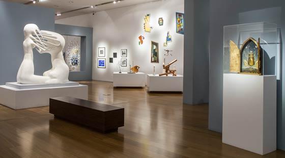 Museu de Arte Latino Americana (MALBA) em Buenos Aires