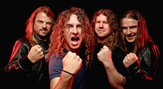 Airbourne Breakin' Outta Hell