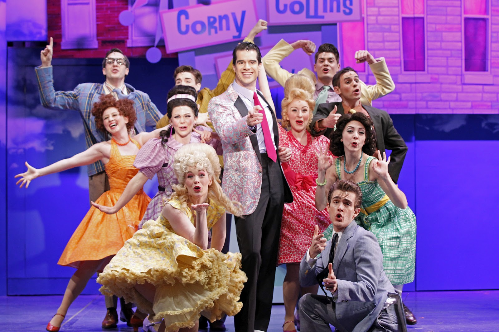 A STAGE TO PERFORM ON: HAIRSPRAY at Drury Lane Theatre