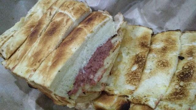 Roti Bakar 234 Gang Kote Bandung Sejak Tahun 1970