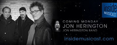 Jon Herington banner very much belongs to Inside MusiCast.