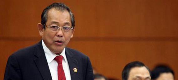 Cần lôi Trương Hòa Bình cùng đồng bọn ra pháp luật trong vụ án tham nhũng nghìn tỉ Thanh Hà - Cienco 5