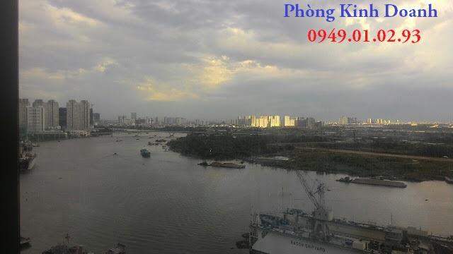 View Nhìn Từ Căn Hộ Waterfront Sài Gòn