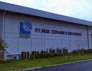 Dibutuhkan Segera Karyawan di PT NGK Ceramics Indonesia Sebagai Operator Produksi