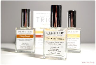 Demeter Foolproof Blending Trio Vanilla