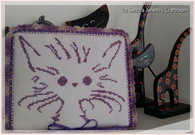 SJSC - PX0008 - Gato, Esquema Gratis