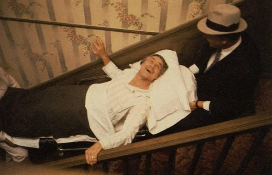 30 Amazing Behind-the-Scenes Photos from the 'Godfather' Trilogy ~ Vintage Everyday