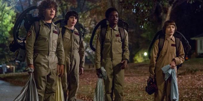 [Review] 2ª Temporada Stranger Things