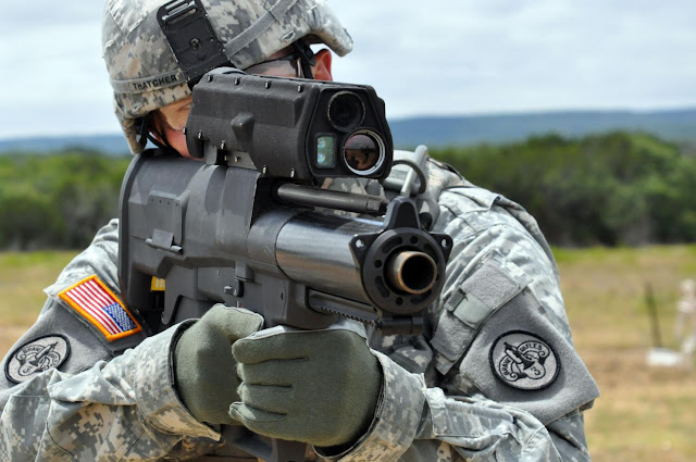 The 10 Craziest Guns the U.S. Military Ever Used