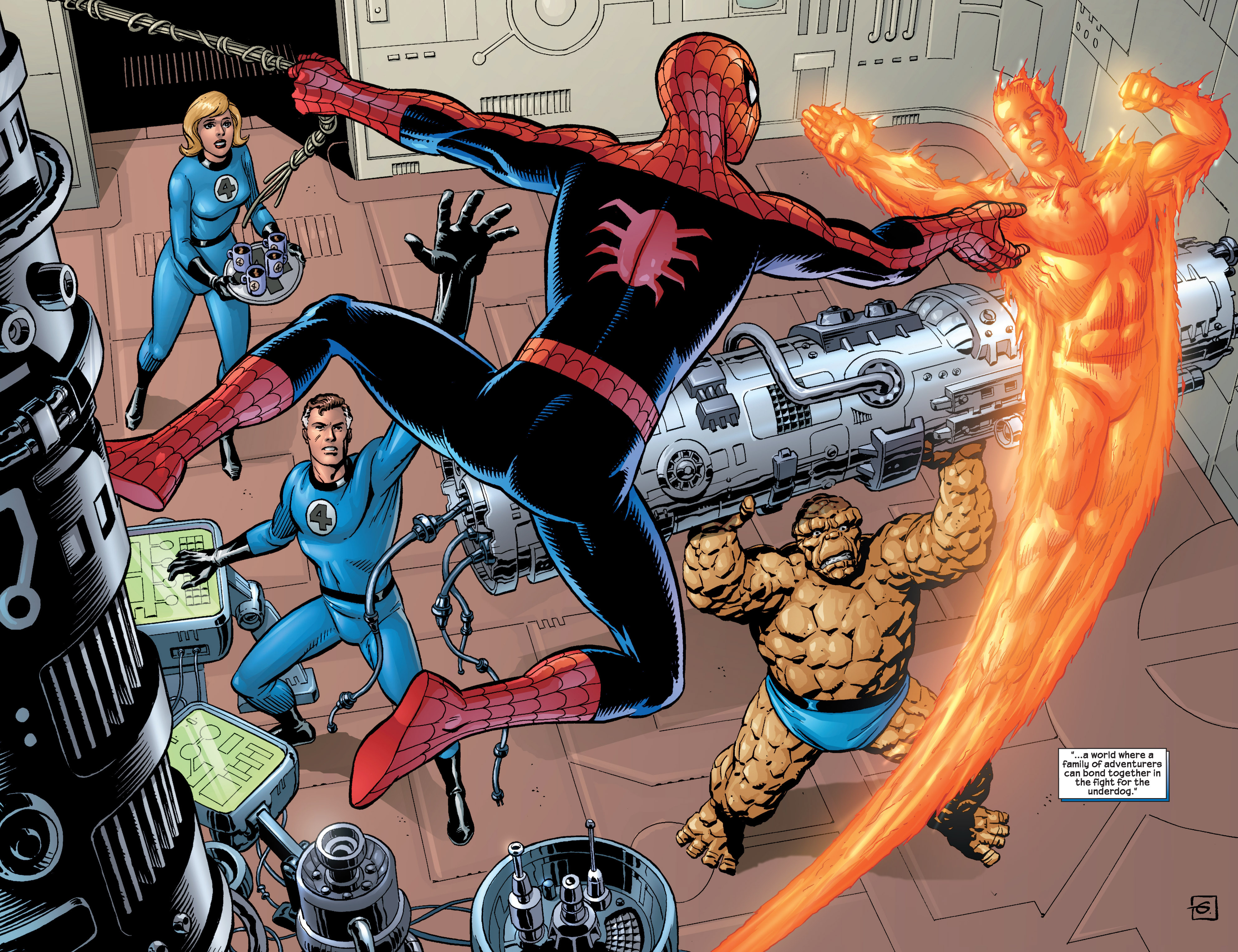 Read online Ultimate Spider-Man (2009) comic -  Issue #150 - 85