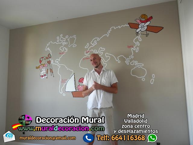 MAPAMUNDI_DECORACIÓN_DORMITORIO