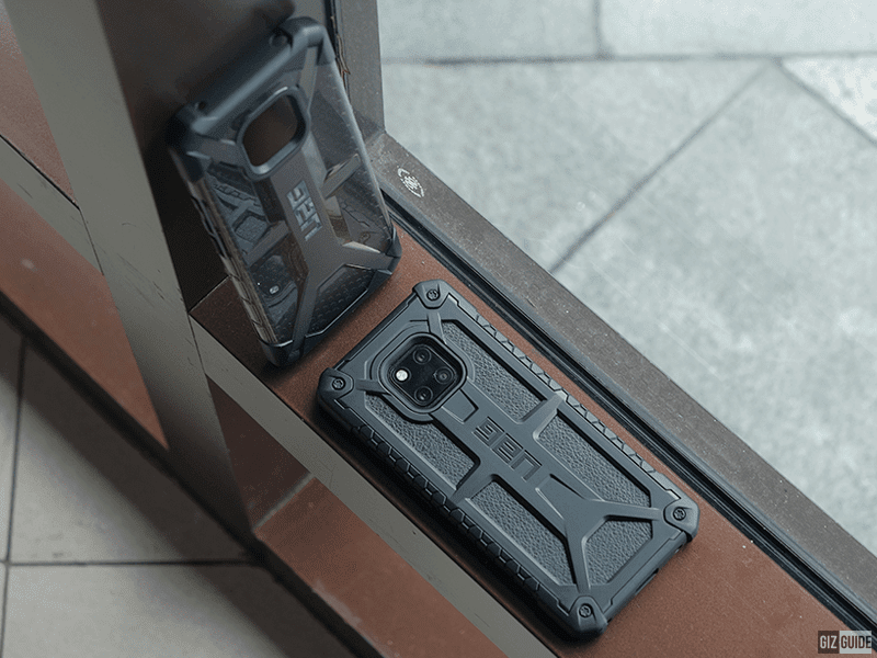 UAG Plasma and Monarch cases for Huawei Mate 20 Pro arrives in the Philippines