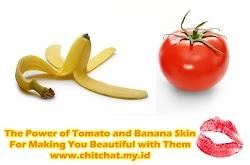 Kekuatan Tomat dan Pisang