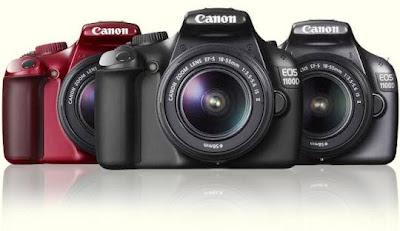 Harga Digicam CANON Terbaru 2012 Terlengkap