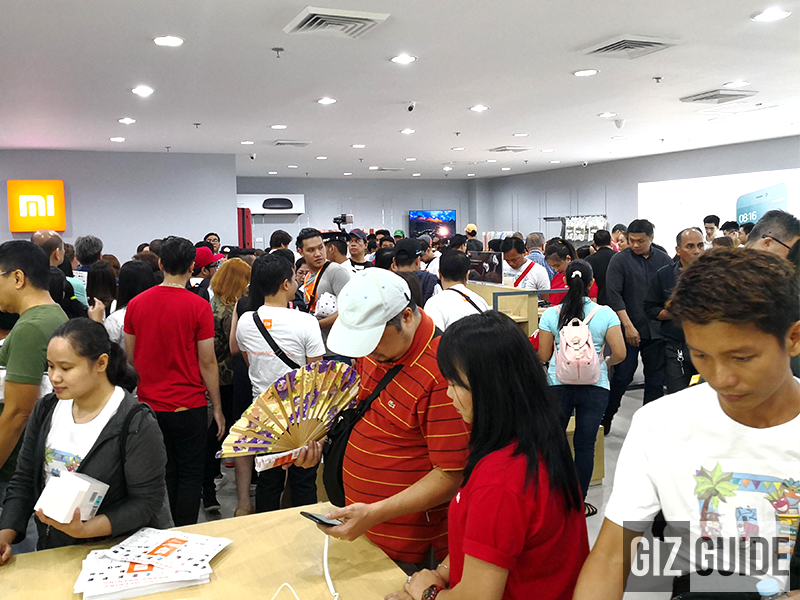 Xiaomi Megamall Authorized Mi Store now open!